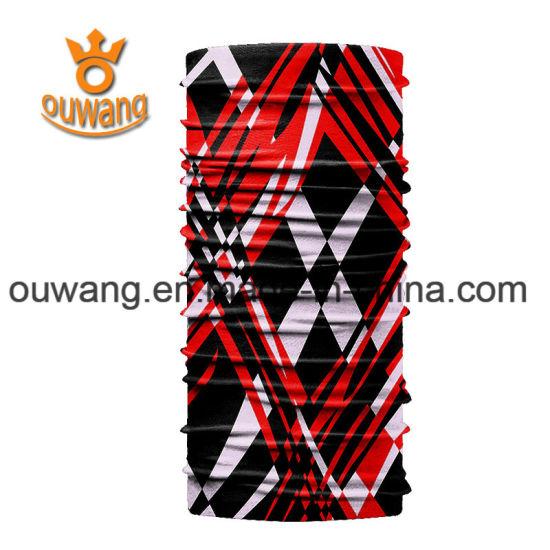 China Promotional Polyester Bandana Headband Multi-Use Headwear ... e6170e65b7bc