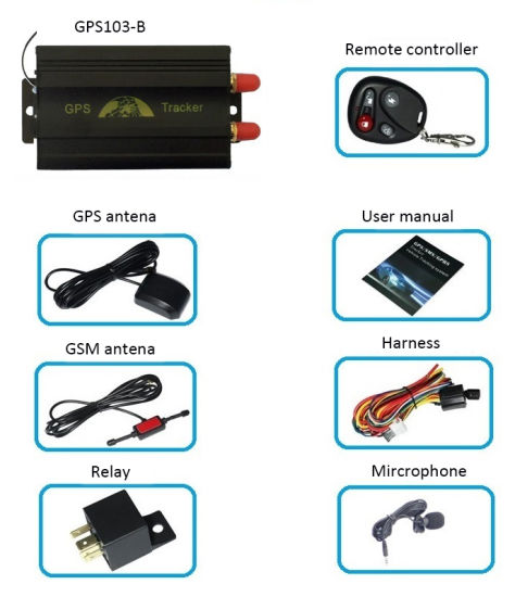Hot Sale Stop And Resume Engine Vehicle GPS Tracker With Cheap Price Pictures Photos