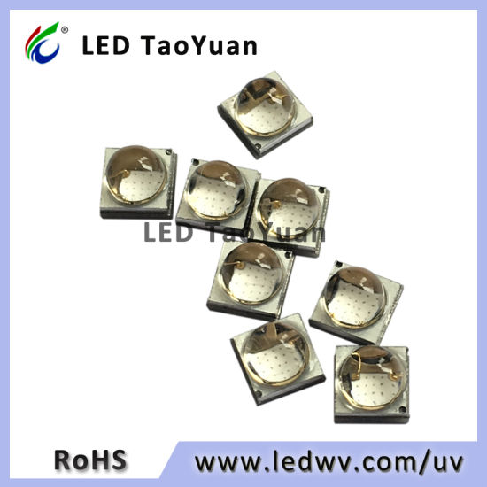 365nm, 395nm 3W High Power UV LED pictures & photos
