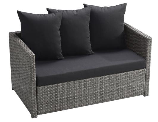 minimalist modern landscape design with rattan sofa   China Low Price Hot Sale Modern Rattan Sofa 3 PCS Set ...