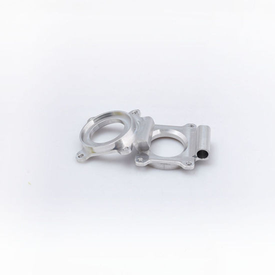 Customized Aluminum CNC Machining Parts Based on Drawing pictures & photos