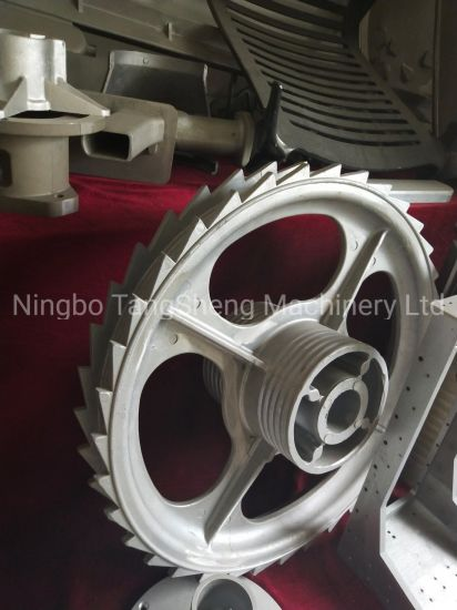 Customized Aluminum Alloy Casting Train Wheels and Railway Axle in A356 pictures & photos
