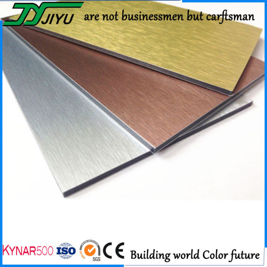 Building Decoration 4mm Wall Cladding Material