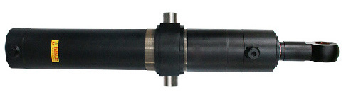 Piston Rod Hydraulic Cylinder of Industrial Machines pictures & photos