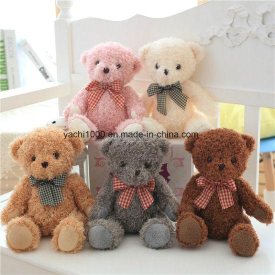 New Wholesale Stuffed Plush Teddy Bear Price Animal Toys