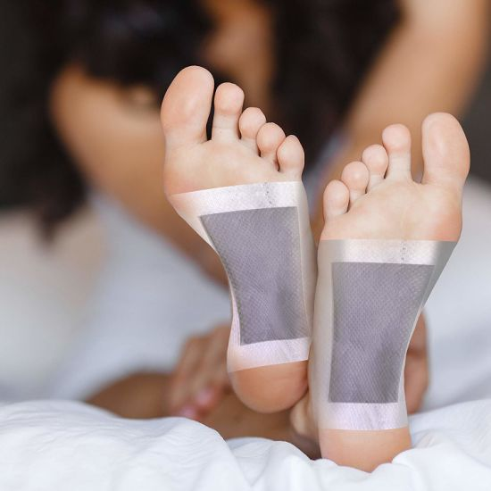 Hot Selling Wholesale Detox Relex Foot Patch for Good Sleeping