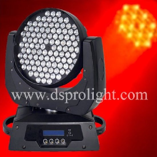 108*3W RGBW DJ DMX LED Moving Head Light pictures & photos