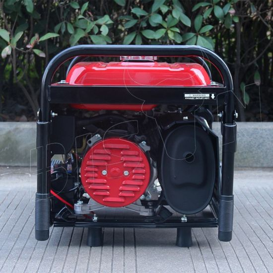 Bison (China) BS3500h (H) 2.8kw 2.8kVA Household Long Run Time Reliable Factory Price Gasoline Generator Power Regulator pictures & photos