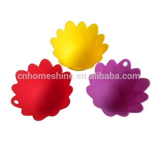 Non Stick Egg Poach Pod Cups Silicone Egg Poacher