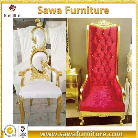 High Back Beauty Wedding Banquet Chair Furniture Wholesale pictures & photos