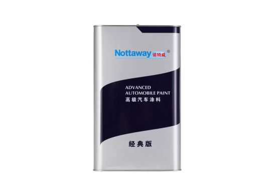 Strong Chemical Resistant Aluminium Paint for Automotive Refinish pictures & photos