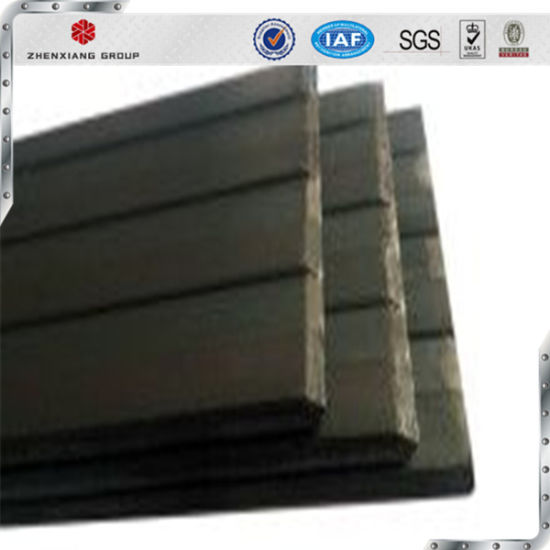 Bearing material strip