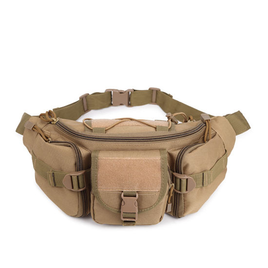 Utility Tactical Waist Pack Pouch Military Camping Hiking Outdoor Belt Bags