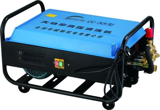 Copper Electric High Pressure Car Cleaning Equipment Car Washer with Ce Certificate