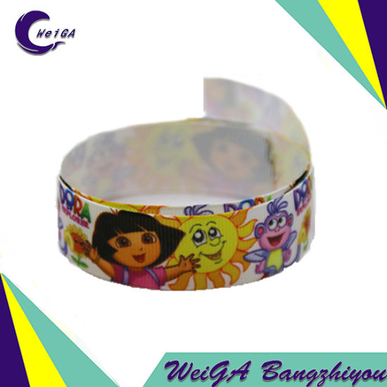 Custom Made High Quality Polyester Ribbon pictures & photos