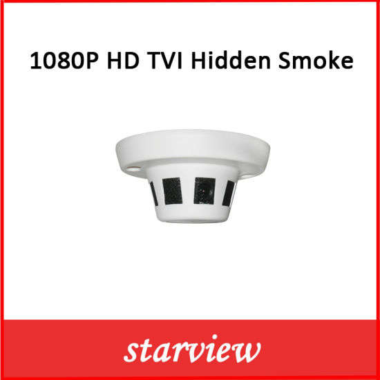 1080P HD Tvi Hidden Smoke Camera pictures & photos
