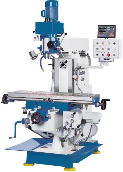 Universal Milling Machine (Milling Drilling Machine ZX6350ZA)