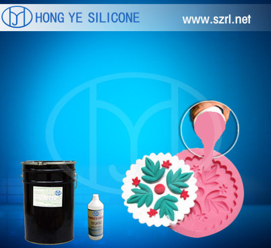 Liquid Silicone Rubber for Small Crafts Mold Making