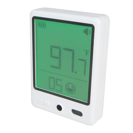 Non Touch Digital Thermometer Measure Body and Surface for Office and Railway Station