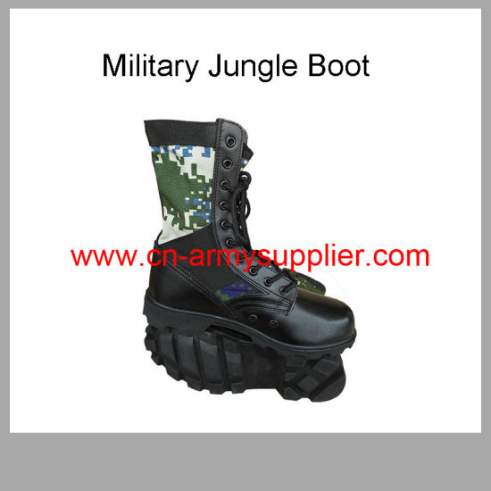Camouflage Boot-Military Boot-Police Boot-Army Boot-Jungle Boot