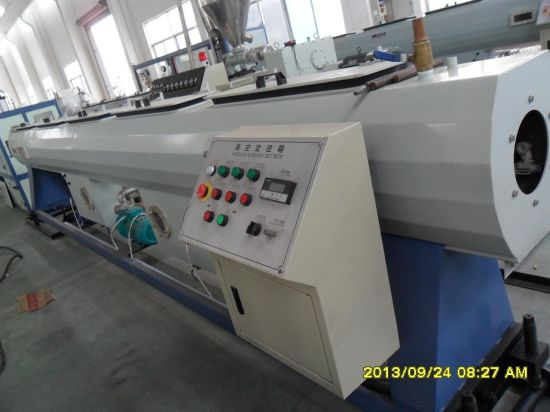 Pipe Extrusion Pipe Line - PVC, PE HDPE