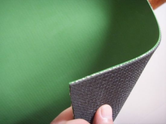 Dual Color Nature Rubber Yoga Mat