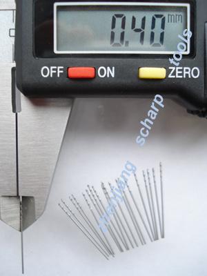 Micro HSS Twist Drill Bits