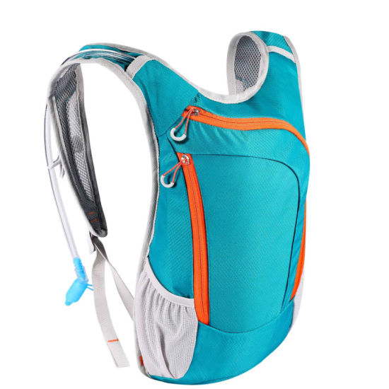 Hydration Backpack with 2L Hydration Bladder Lightweight Insulation Water Pack for Running Hiking Camping Cycling Climbing Fits Men & Wome
