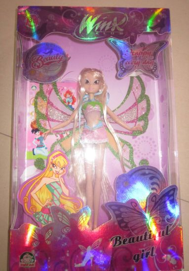 New Type Sell Well Winx Toy