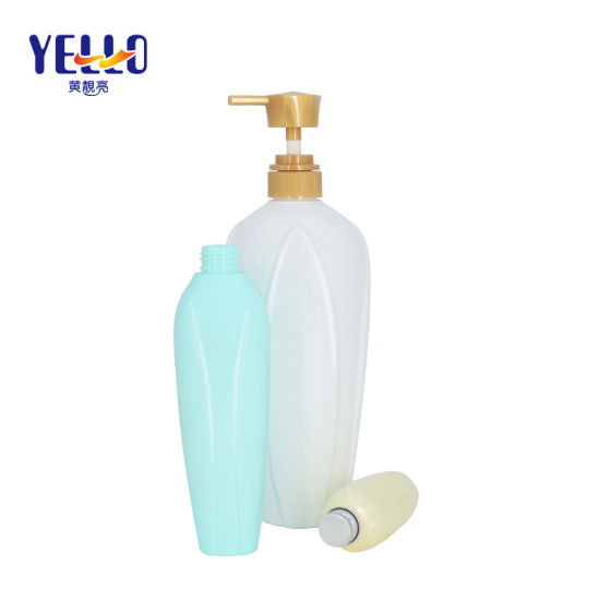 Personal Care Refillable 80ml 300ml 1000ml Plastic Shampoo Conditioner Bottle with Pump