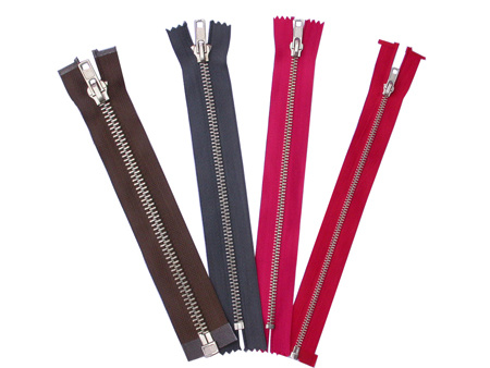 Hot Sale Metal Brass Zipper with High Quality