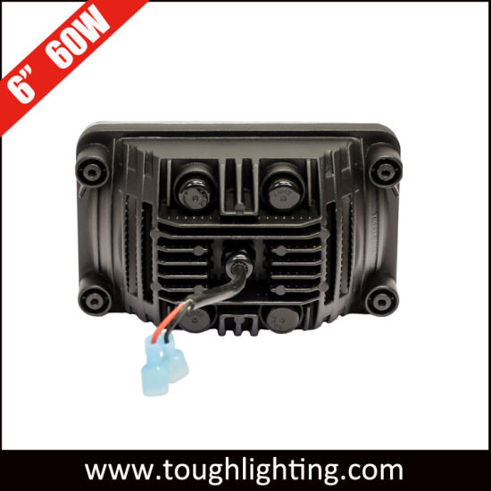 China High Intensity 12V 4X6 Inch 60W Rectangular Cih Series