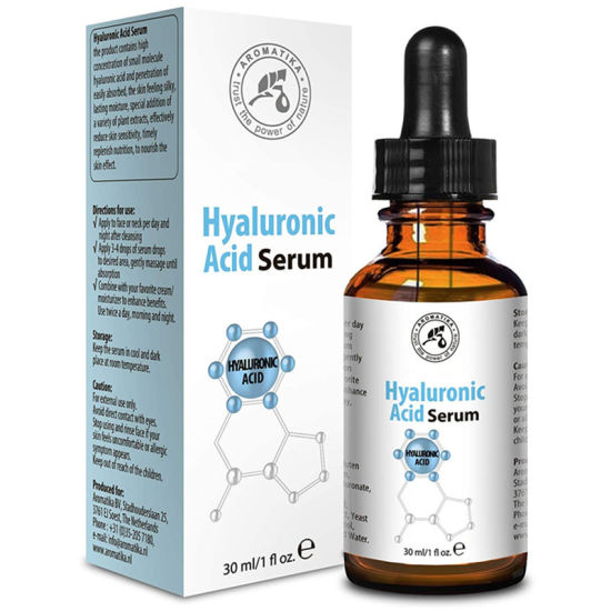 Private Label Anti Aging Face Collagen Skin Care Hyaluronic Acid Serum
