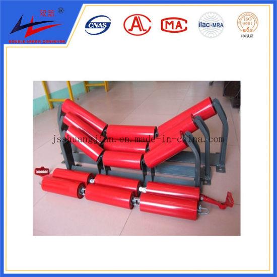 Guide Roller Self Aligning Roller or Through Conveyor Idler of Belt Conveyor