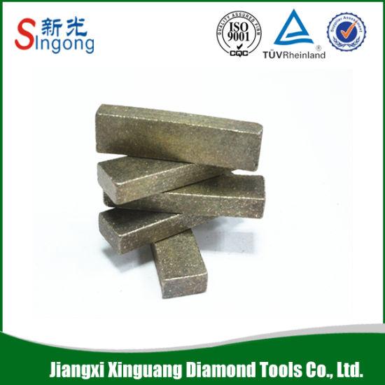Segment Diamond Circular Granite Saw Blades for Granite