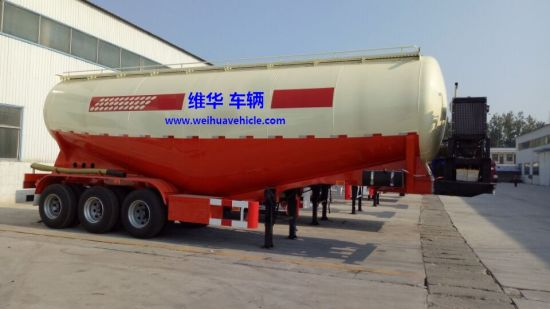 Cargo /Bulk Material Semi Trailer Tanker for Chinese Manufacture pictures & photos