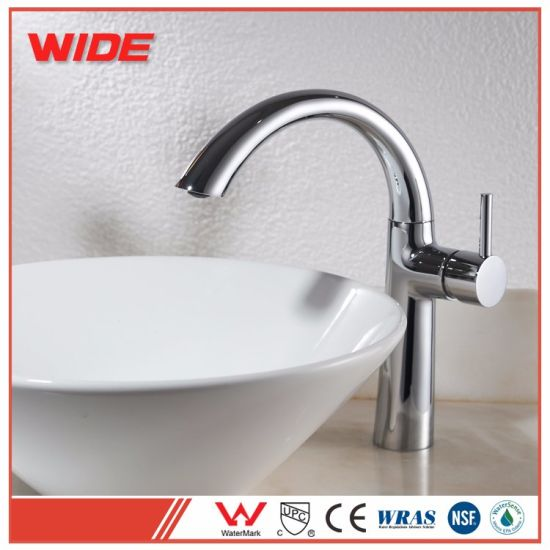 China Single Handle Bathroom Basin Faucet, Bathroom Water Tap for ...