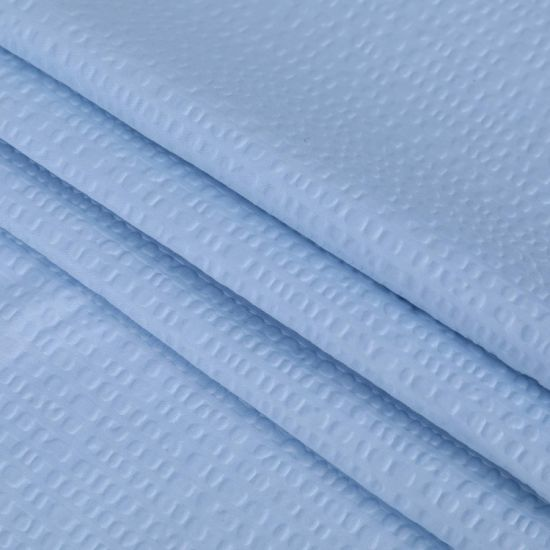 New Design Dyed Foamed Bedding Sheet for Polyester Brushed Fabric