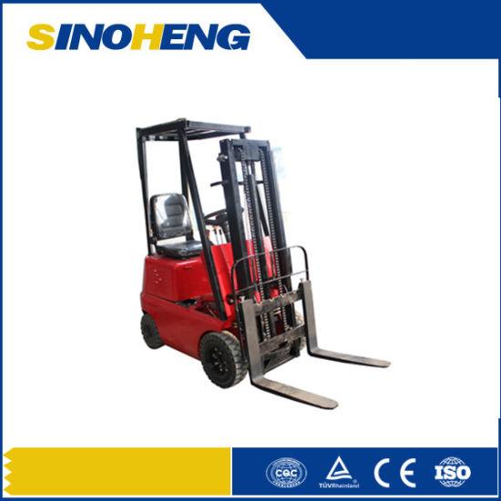 0.5ton Electric Forklift Truck, Battery Forklift Sh500