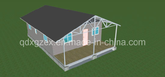 Prefabricated Villa with Bathroom System PV-001