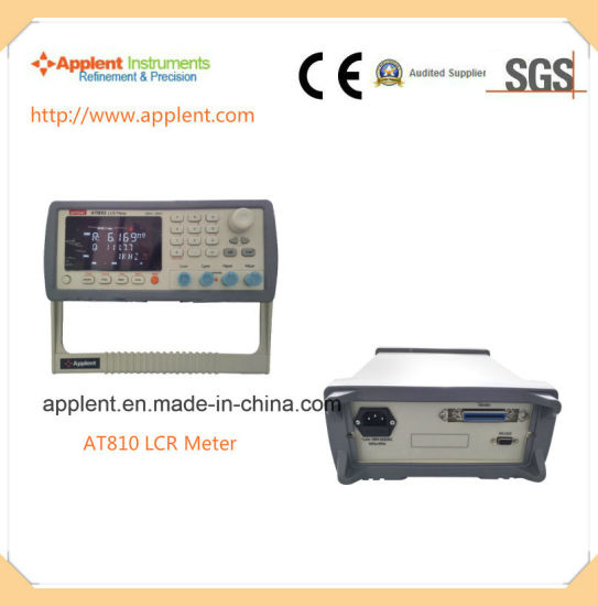 China Digital Lcr Meter Applent Best Quality Product (AT810) - China