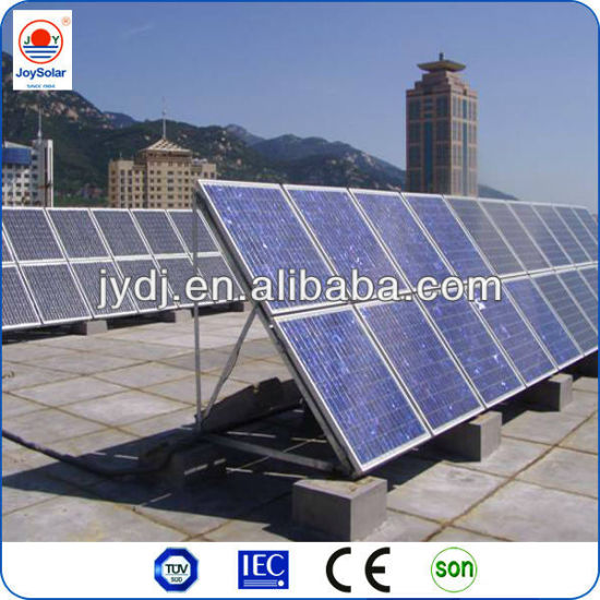 Solar Energy Generate System with CE, TUV Certificate