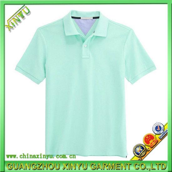 aa8d0714 Wholesale Custom Unisex Short Sleeve Golf Polo Shirt pictures & photos