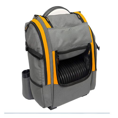 Custom Logo Printing Durable Dynamic Disc Golf Backpack Bag Capacity 20 Discs for Outdoor Sports Gear Bag
