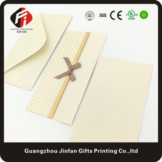 Wholesale Professional Factory-Made Christmas Greeting Card