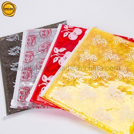 2020 Sinicline Reusable Protective Colorful 1000MOQ Custom Printed Bubble Bag pictures & photos