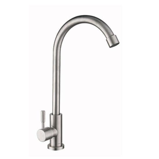 Sanitary Ware Durable Single Hole Bathroom Kitchen Mixer Tap Bibcock Faucet