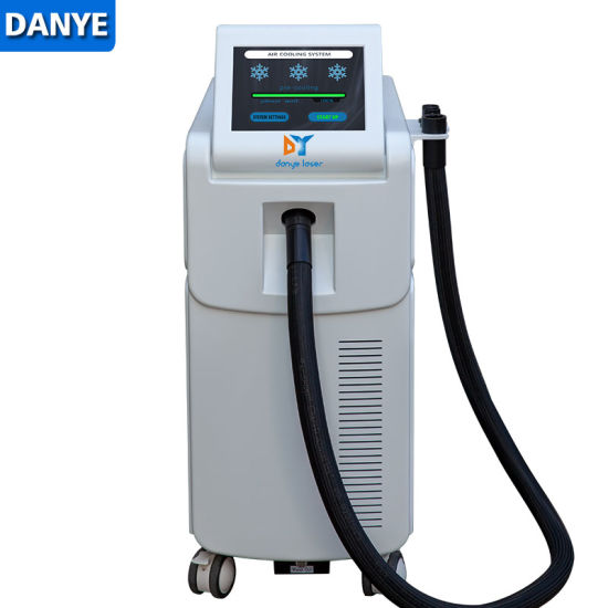 High Quality Skin Coller Air Cold Cooling Beauty Equipment