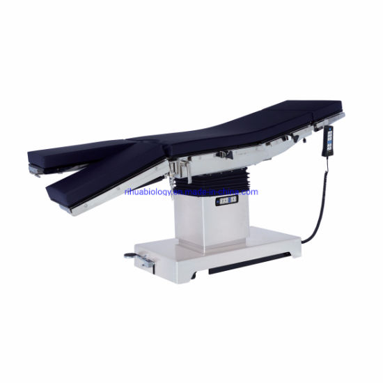 Rh-Bd128 Hospital Equipment Electric Operating Table