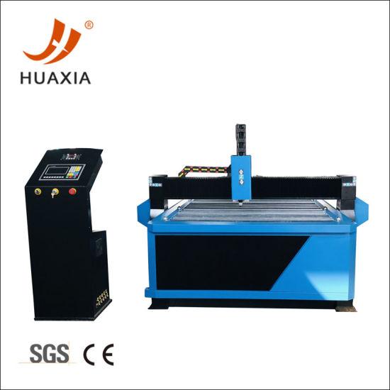CNC Metal Pipe and Metal Sheet Plasma Cutting Machine